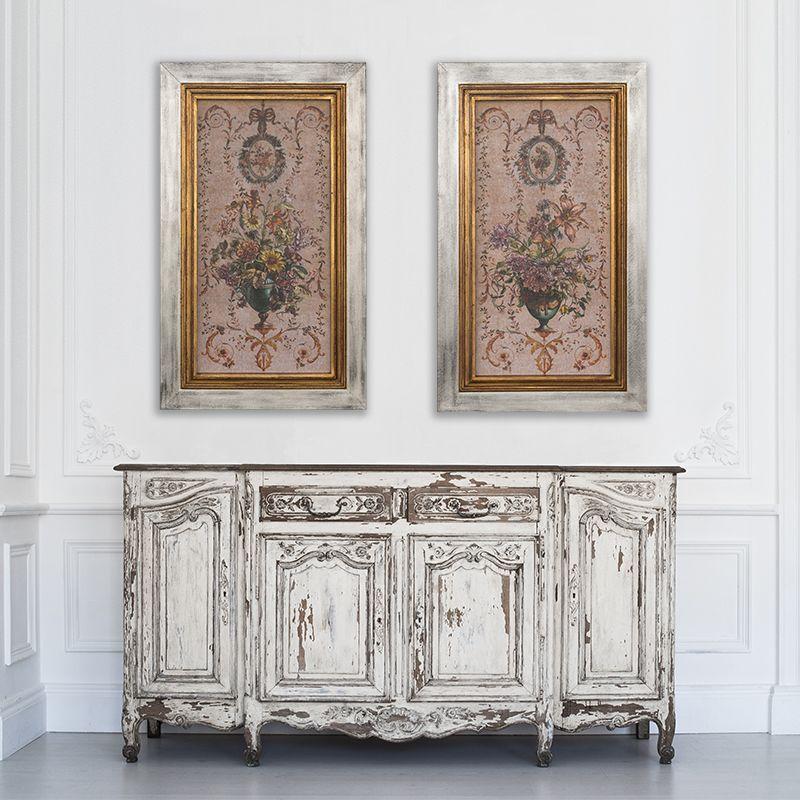 Cuadros clásicos paneles decorativos