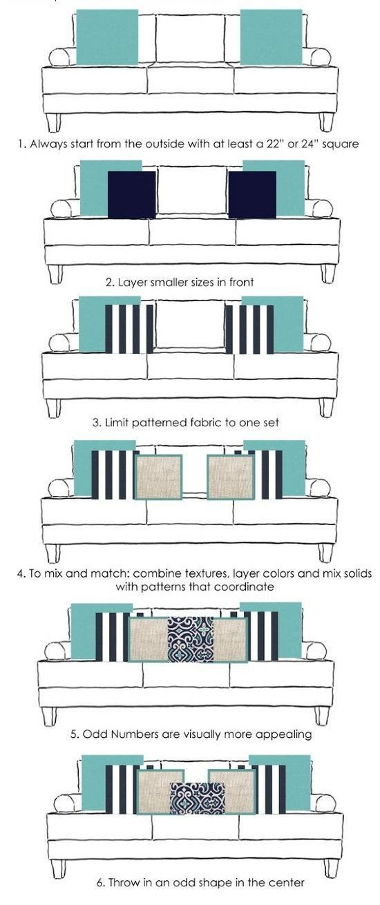 cojines sofá
