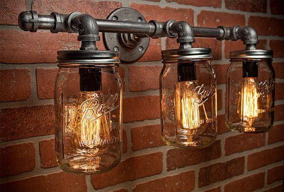 tubería lámpara
