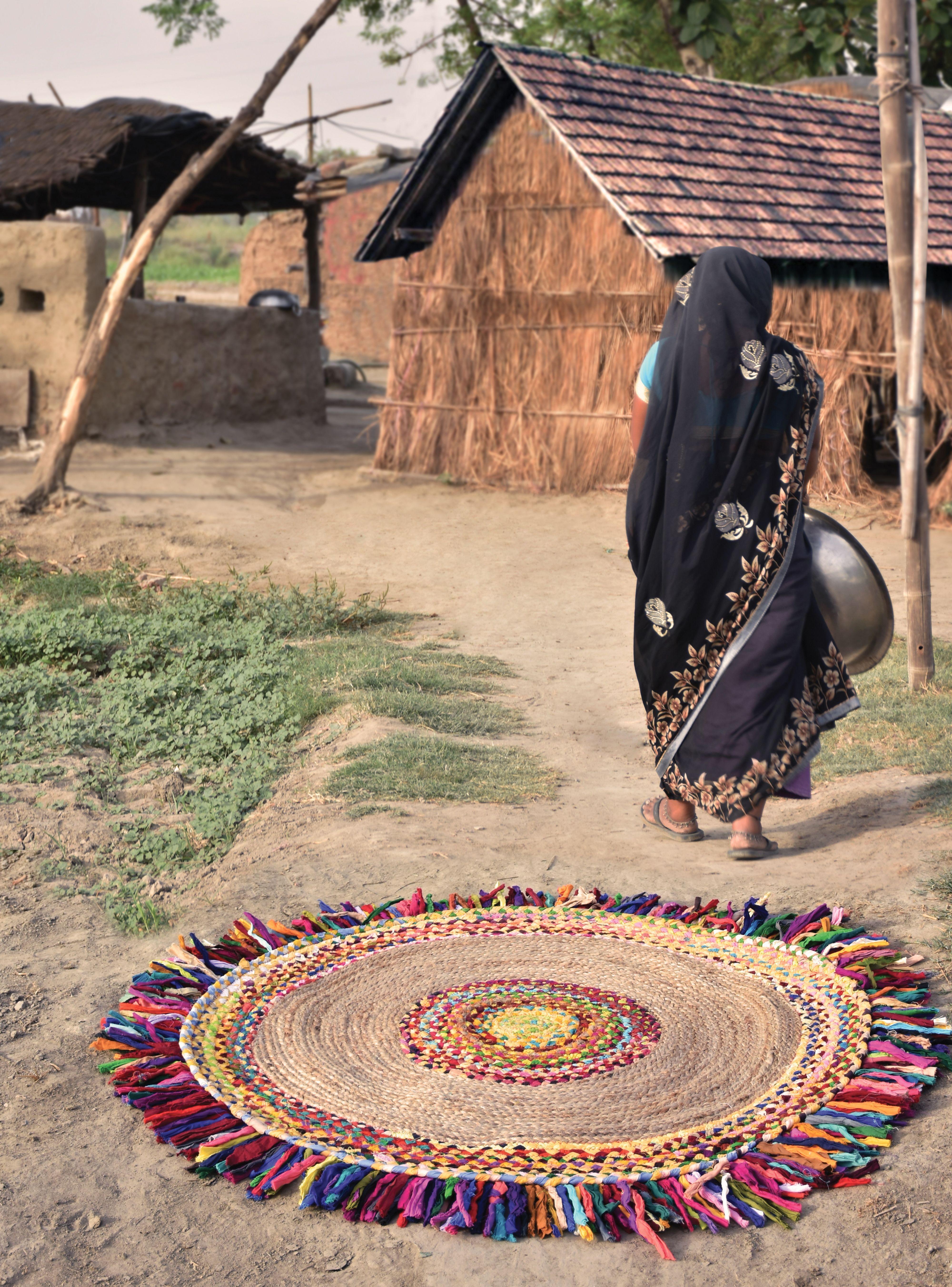 Exóticas alfombras