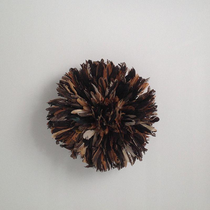 juju hat pequeño marrón