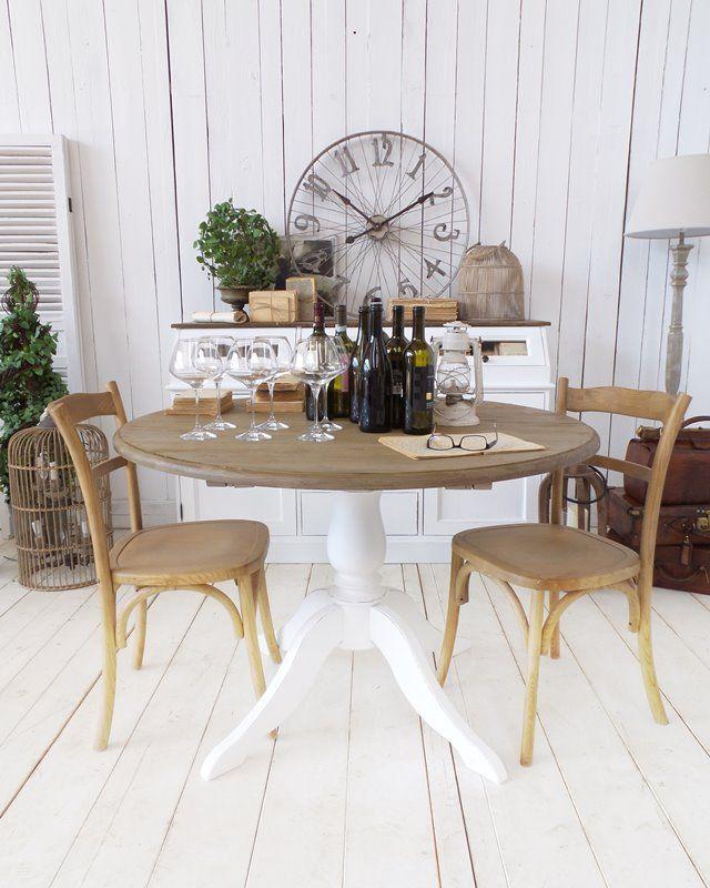 mesa redonda provenzal
