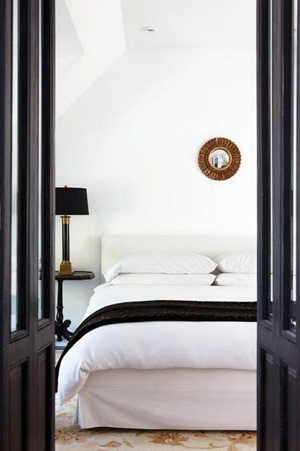 Habitación decoración minimalista